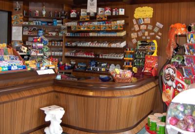 Arredamento Tabaccherie Bergamo