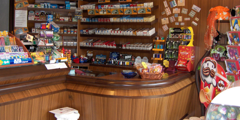 Arredamenti Per Tabaccherie Bergamo