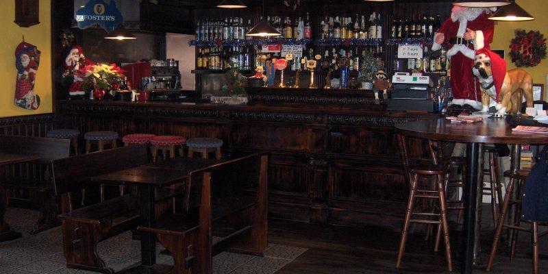 Arredamento per Pub Inglese