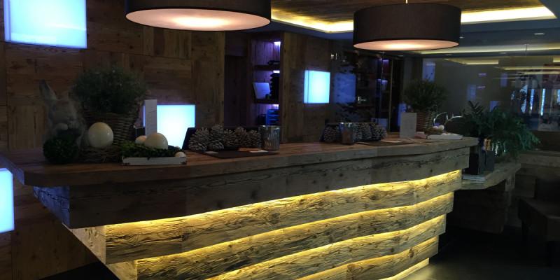 Arredamento hotel Milano