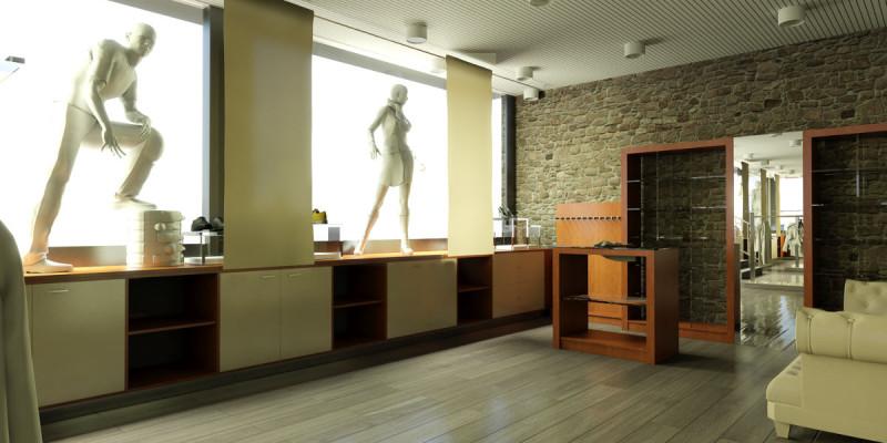 Arredamento negozi brescia banchi piani mobili for Negozi arredamento ancona