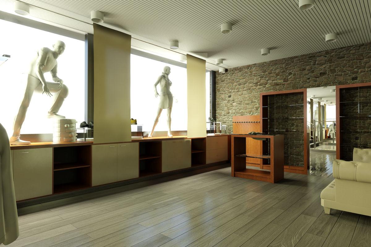 arredamento negozi brescia banchi piani mobili